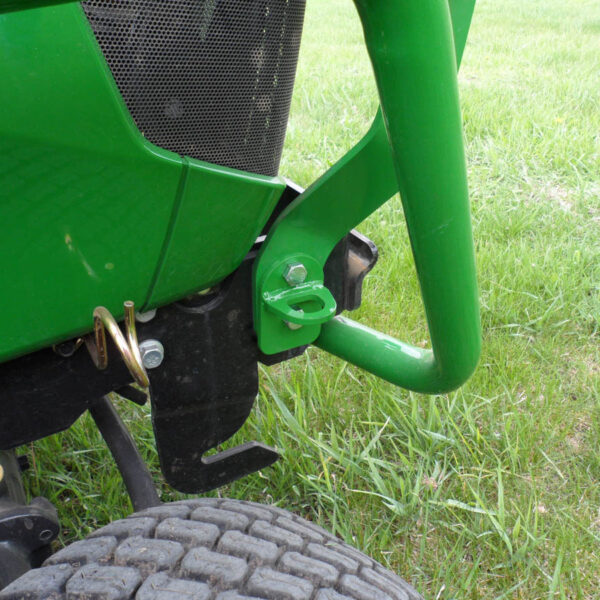 John Deere Compact Tractor Front Tie Down Kit Photo 1