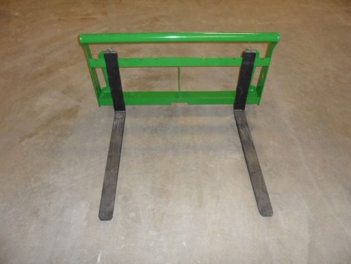 John Deere Compact Tractor Pallet Forks Attachment Photo 2