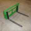 John Deere Compact Tractor Pallet Forks Attachment Photo 3