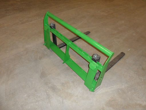 John Deere Compact Tractor Pallet Forks Attachment Photo 4