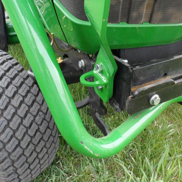 John Deere Compact Tractor Front Tie Down Kit Photo 2