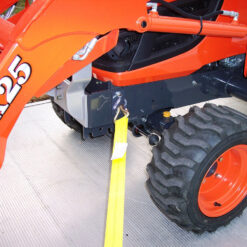 Kubota BX Front Tie Downs Photo 14