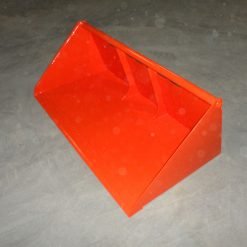 Kubota BX Light Material Bucket Snow Bucket Attachment Photo 3