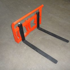 Kubota BX Pallet Forks Photo 1