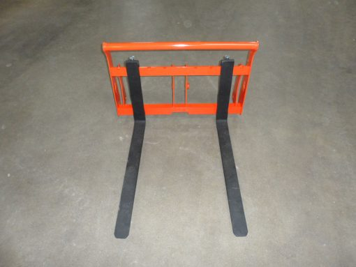 Kubota BX Pallet Forks Photo 2