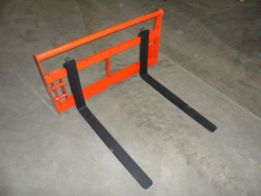 Kubota BX Pallet Forks Photo 5