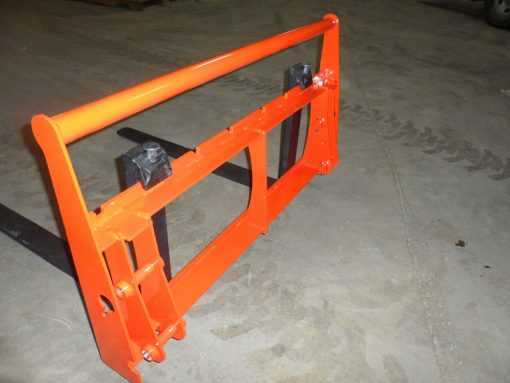 Kubota BX Pallet Forks Photo 6