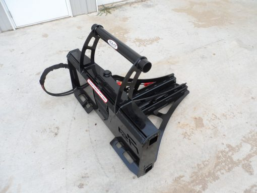 Skid Steer Loader Tree and Post Puller Photo 8