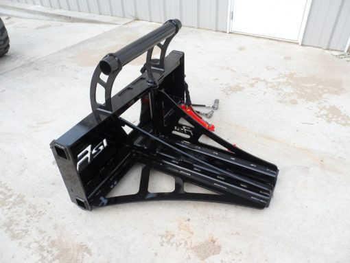 Skid Steer Loader Tree and Post Puller Photo 9