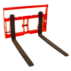 Kubota BX Pallet Forks Photo 21