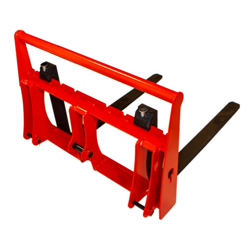 Kubota BX Pallet Forks Photo 22